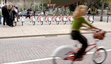 都市交通としての自転車