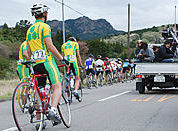自転車ロードレース映画