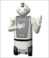 愛・地球博のロボットの一つ