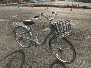 大人向け自転車講習会