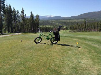 Golf Bike