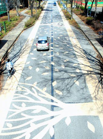道路デザイン