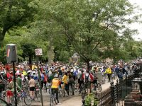 Bike Month in New York City
