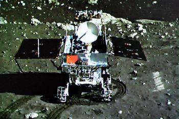 中国月面探査機