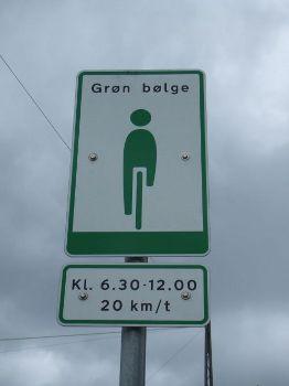 Grüne Welle ,www.nationaler-radverkehrsplan.de