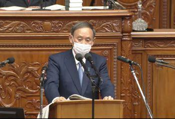 菅義偉内閣総理大臣