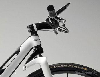 Ford E-Bike, www.topspeed.com