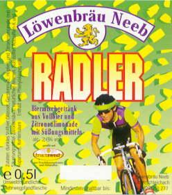 自転車乗りという名のビール