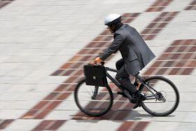 多発する自転車事故