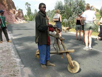 Rwanda Wood Bikes