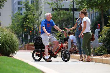 The Liberty Electric Trike