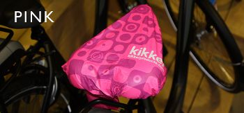 Bike Saddle Cover Keychain