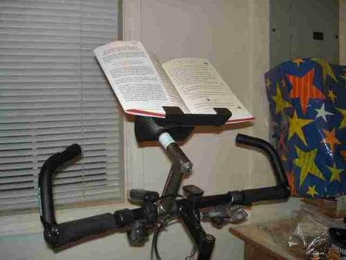 hands-free book holder
