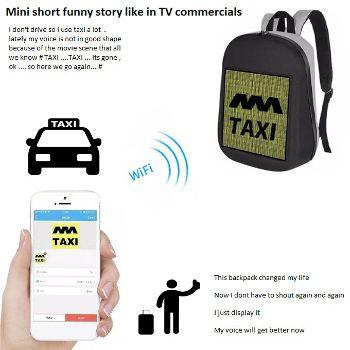 ivy smart backpack
