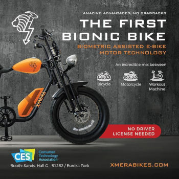 Xmera Bionic Bike