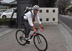 1人自転車部