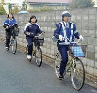 自転車推奨路