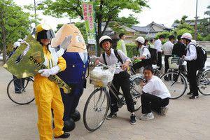 自転車安全
