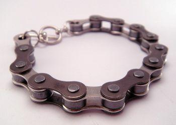 Bike Chain Bracelet, www.etsy.com