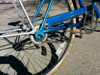 Pedals Backwards and Forwards