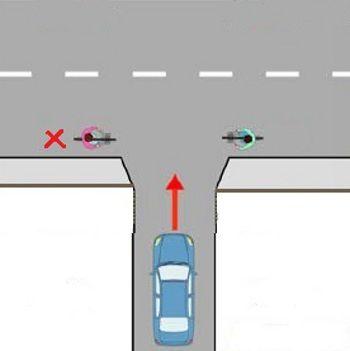 右側通行は危険