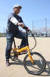 自転車貸し出し