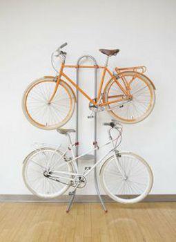 Bike Gravity Stand