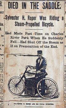 自転車からオートバイへ