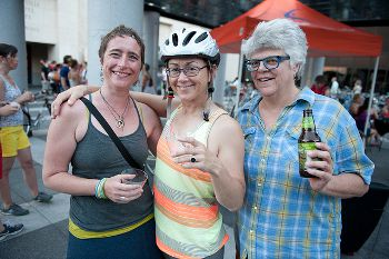 Bike Night,Photo by Minneapolis Institute of Art,licensed under the Creative Commons Attribution ShareAlike 3.0 Unported.