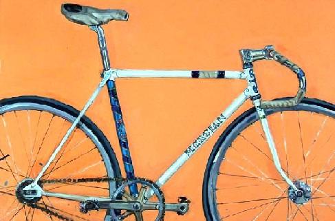 自転車画の世界