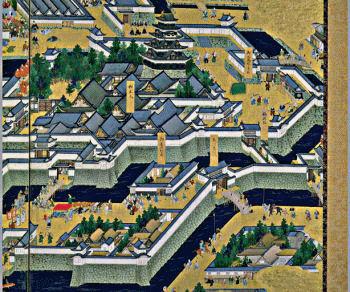 江戸城絵図