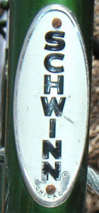 Schwinn, Taken by Andrew Dressel