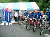 自転車救護隊