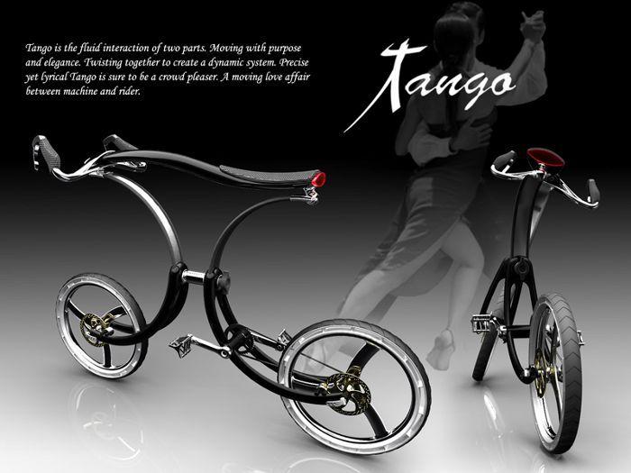 Tango by Mathieu ZASTAWNY, www.taipeicycle.com.tw
