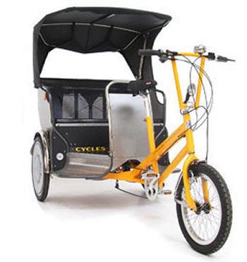 ペディキャブ, www.cyclesmaximus.com