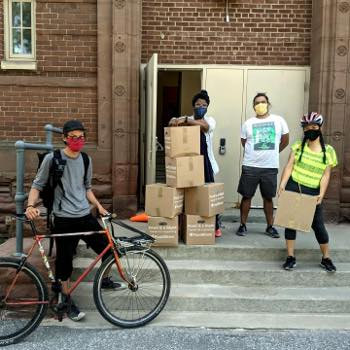Bike Brigade