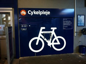 Bicycle Care Station, www.copenhagenize.com