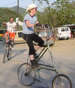 背高自転車