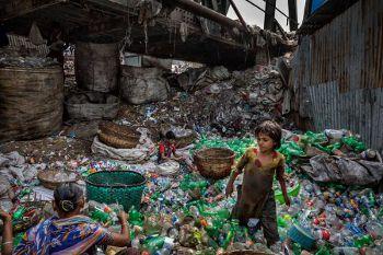プラスチックごみ問題