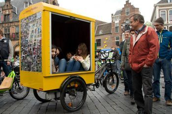 The International Cargo Bike Festival