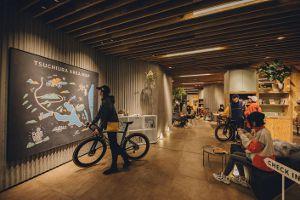 サイクリングホテル