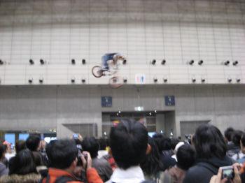 BMXフリースタイル