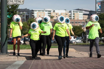 Giant Eyeballs