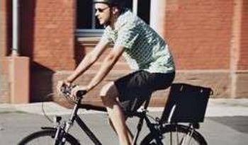 Vindbergh Design's nifty Bike Bag
