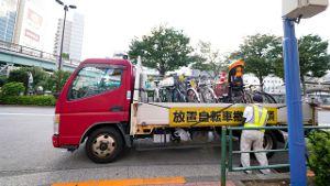 Abandoned Bike Problem