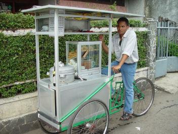 自転車屋台