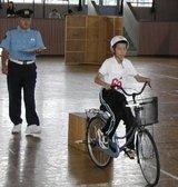 子供たちの交通安全