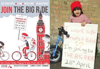 Big Ride in London