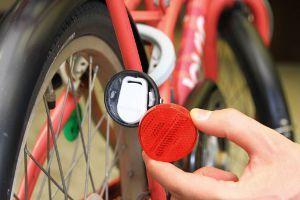 盗難自転車追跡