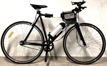 Ari the e-bike